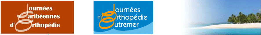 Programme scientifique des Journées d'Orthopédie d'Outremer