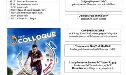 Programme Officiel : 3ème Colloque PFP – 06 Octobre 2016 – Paris – FFF
