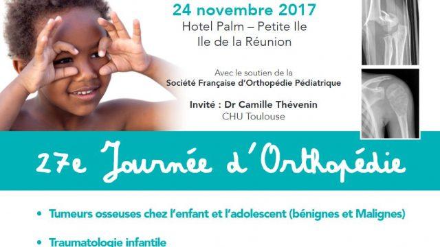 Orthopédie enfant ile de La Réunion