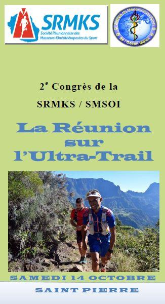 Congrès Ultra Trail – SRMKS / SMSOI – samedi 14 octobre