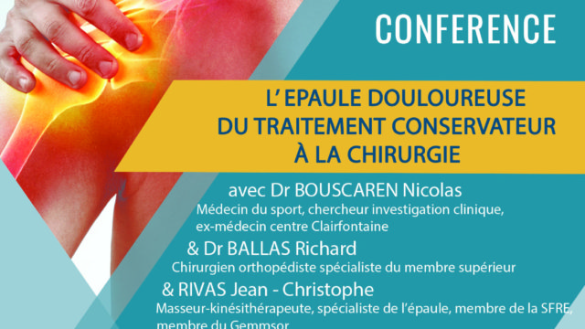 2018 Forms Epaule_conférence